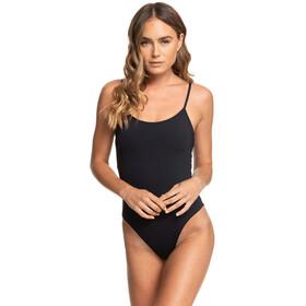 Roxy Solid Beach Classics Fashion Jednoczęściowy strój kąpielowy Kobiety, true black